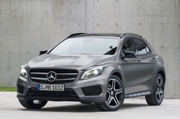 2015 Mercedes Gla Class Officially Bound For Frankfurt Mercedes Gla Mercedes Benz Gla Mercedes Benz Suv