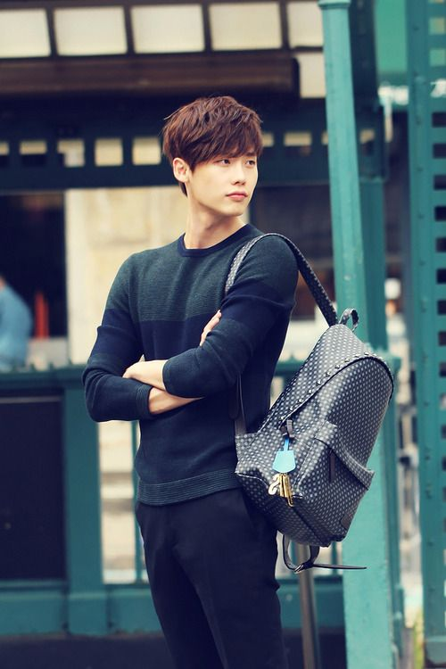Lee Jong Suk – InStyle Magazine August Issue '14