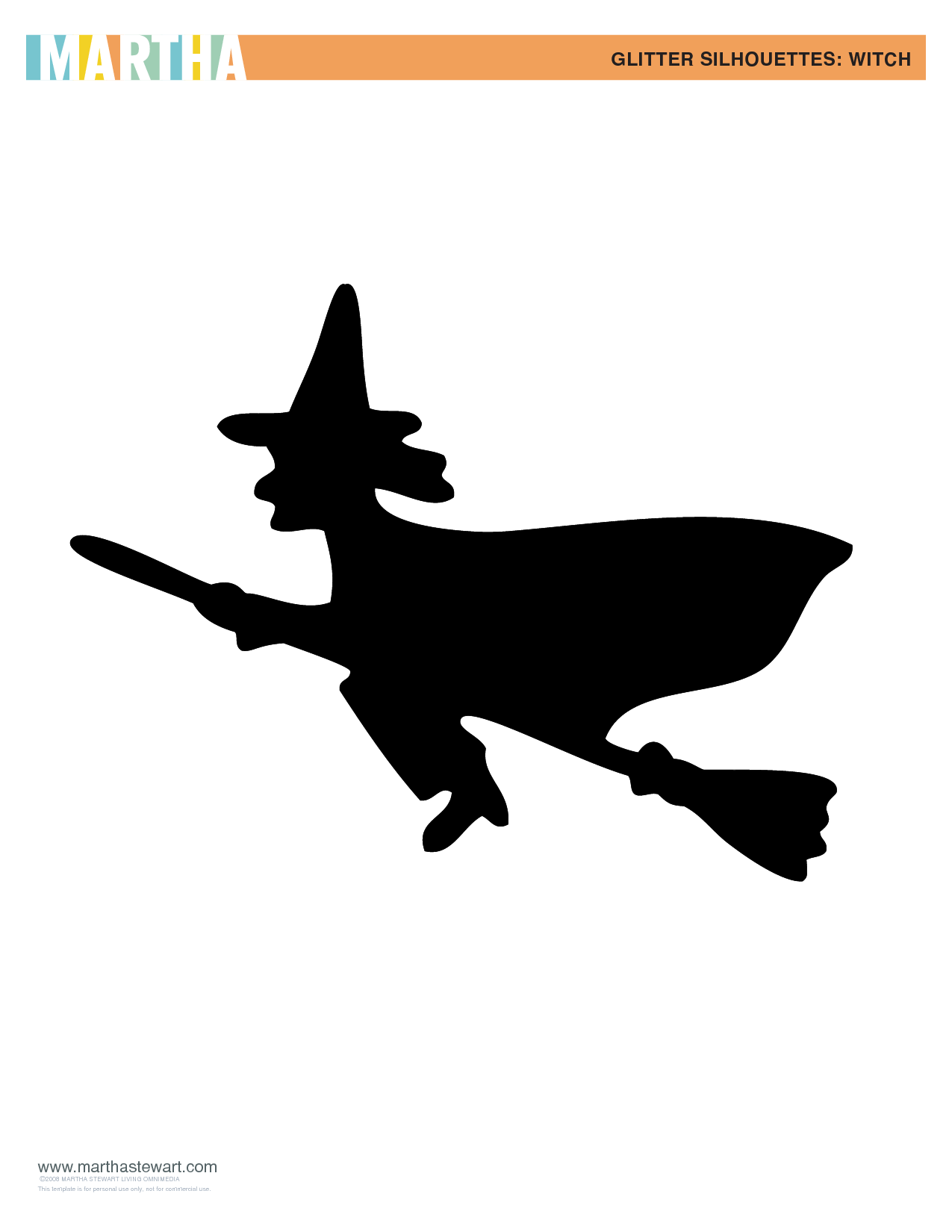 Witch Template