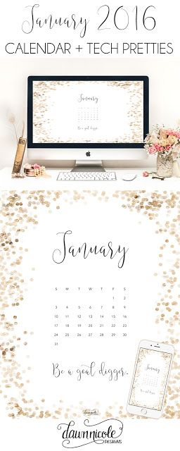 Charm City Ciemny S Free January 2016 Printable Desktop Phone Wallpaper Calendar Wall Paper Phone Desktop Calendar