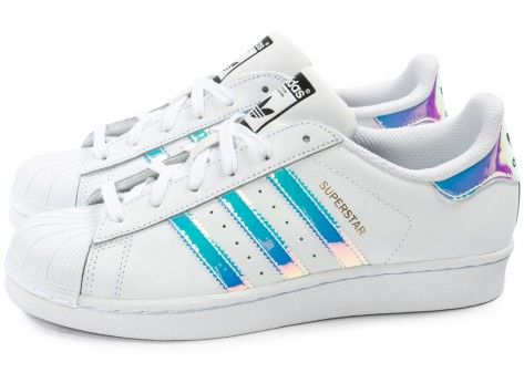 superstar iridescent junior