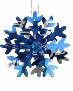 Personalized Bud Light Snowflake Christmas Ornament ...