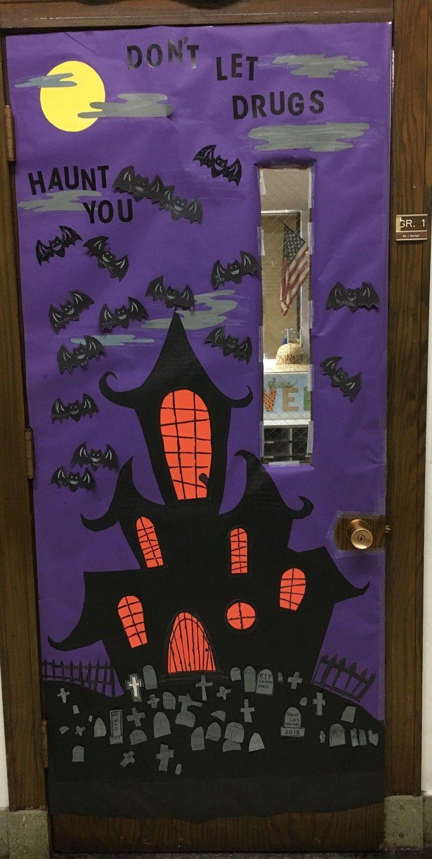 Pin on Teachers door art