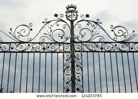 antique iron entrance gates - Google Search - Antique Iron Entrance Gates - Google Search Entrance Gates