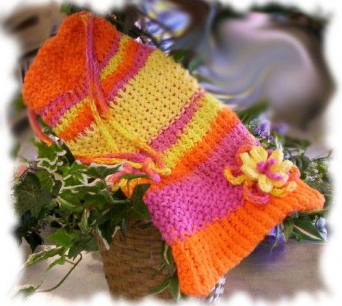 My Stuff Bag Loom Knitting Pattern Crochet Pinterest Loom