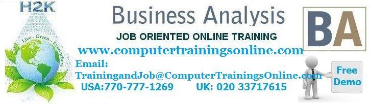 Business Analyst (BA) Online Training and Job Placement Assistance - business analyst job description