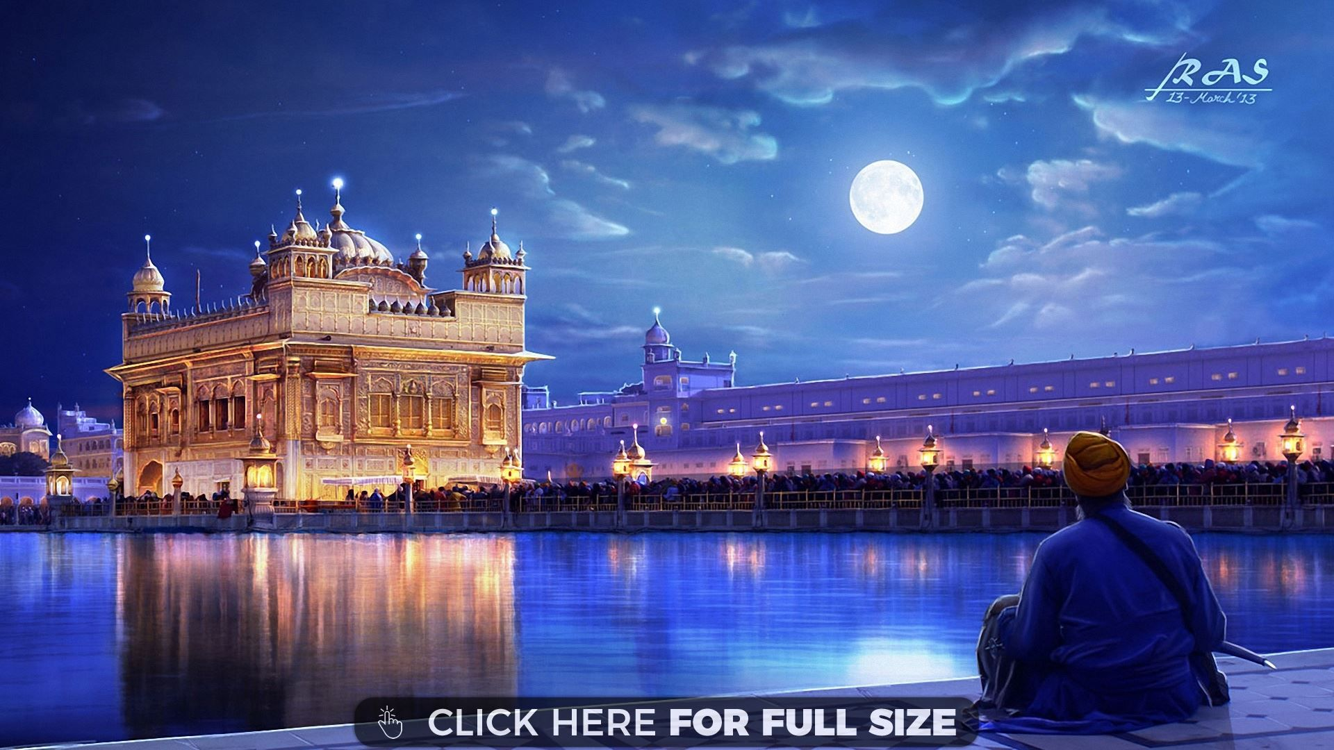 golden temple amritsar punjab india 20513 | desktop wallpapers