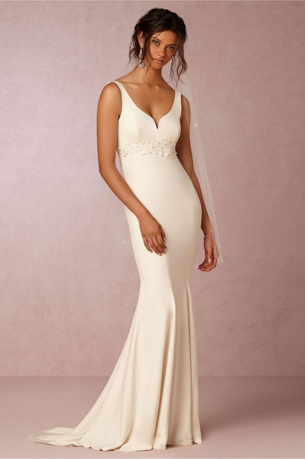 Nicole miller abigail wedding dress new size 8 900