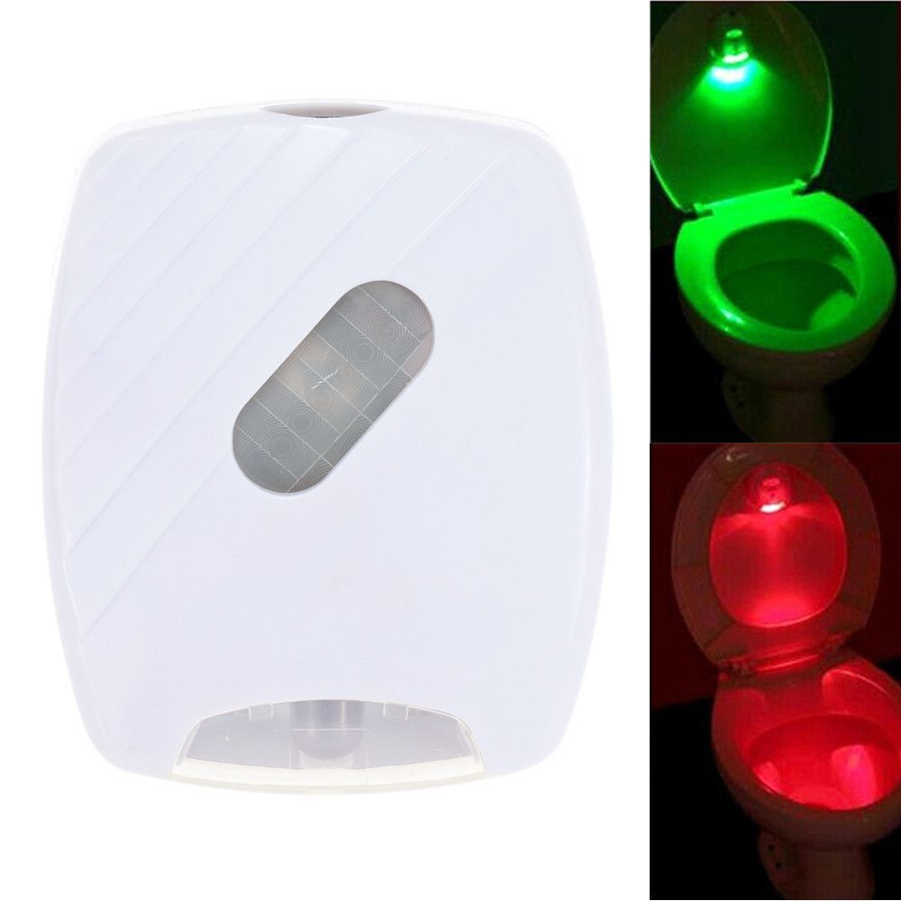 Led human motion activated pir light sensor toilet light bathroom led human motion activated pir light sensor toilet light bathroom flush toilet lamp battery operated aloadofball Choice Image