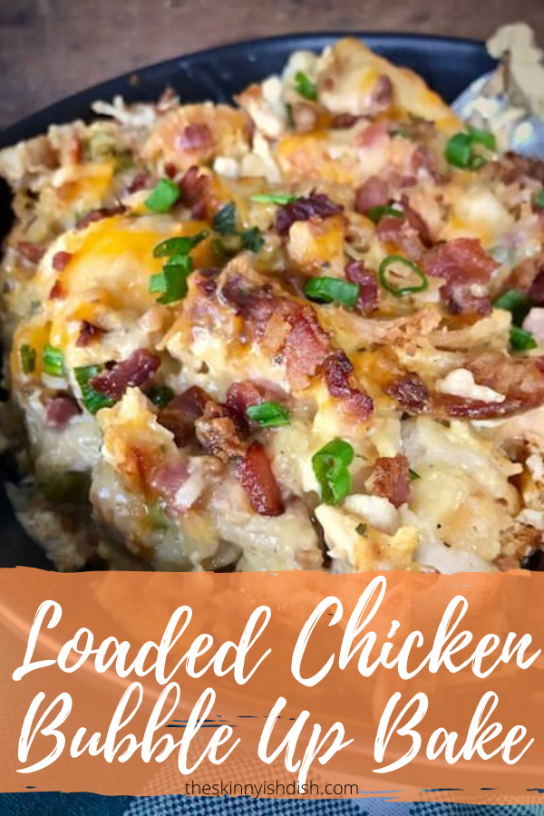 Loaded Chicken Bubble Up Bake Recipe In 2020 Baked Chicken Casserole Curry Chicken Recipes Recipes