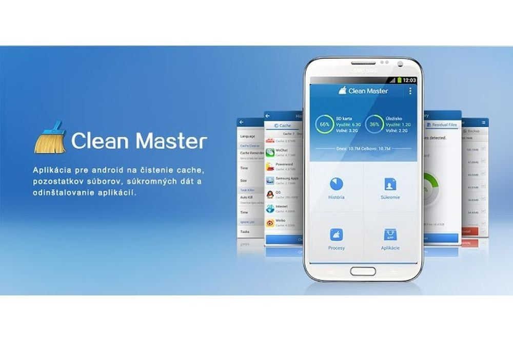 Free up space on your device. Clean master app review