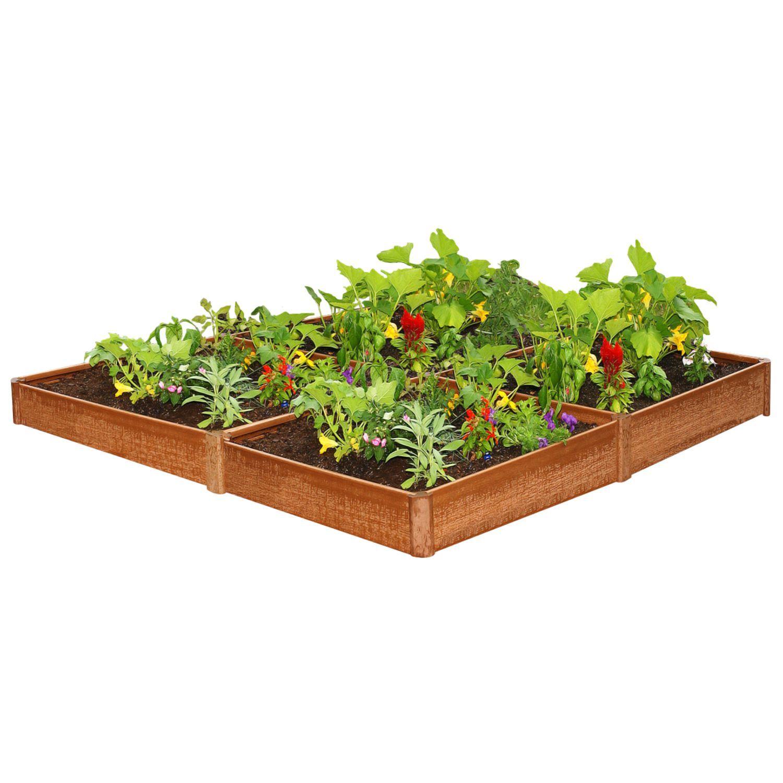 Greenland Gardener Raised Bed Garden Kit. Easytoassemble