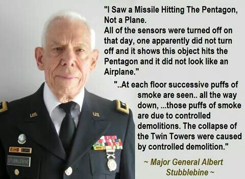 A Missle Indeed Hit The Pentagon But Most People Deny Truth And Many Of Them Are Military Because Theyre To Coward Stand Up