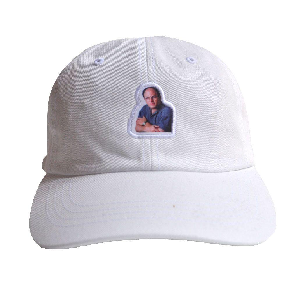 Akomplice VSOP Art Vandelay Dad Hat in White.