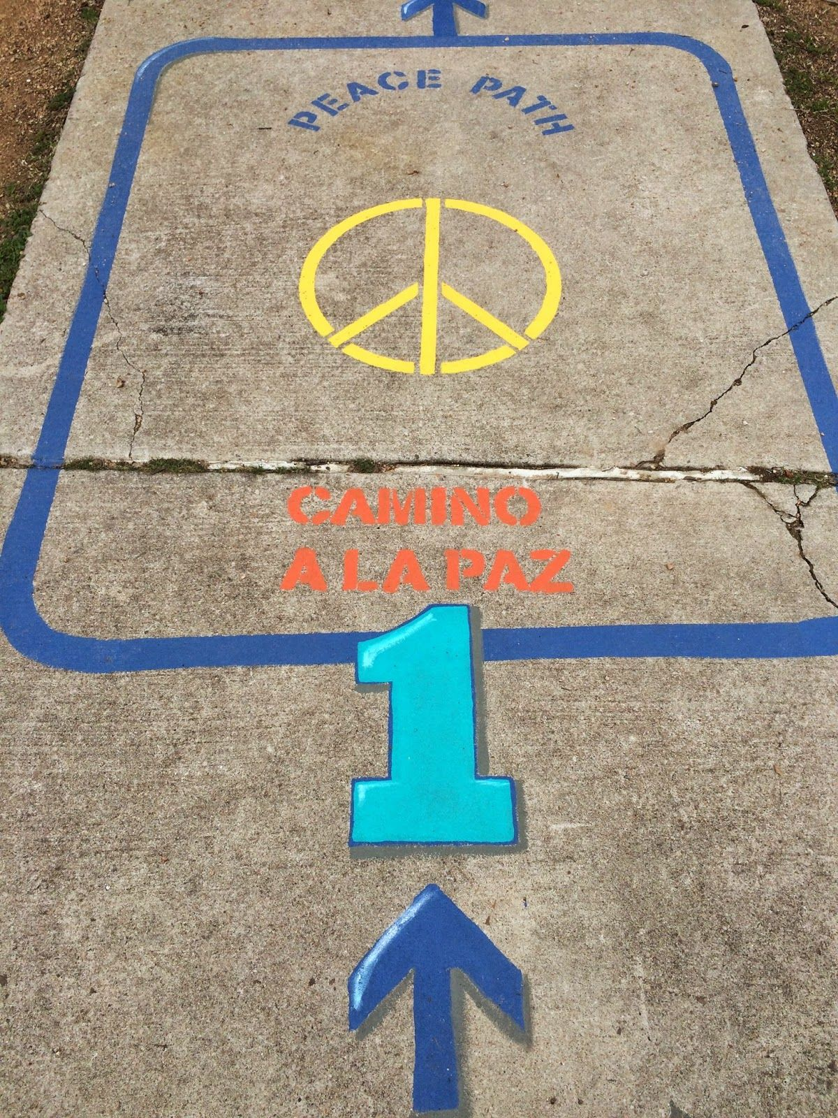 Our New Peace Path