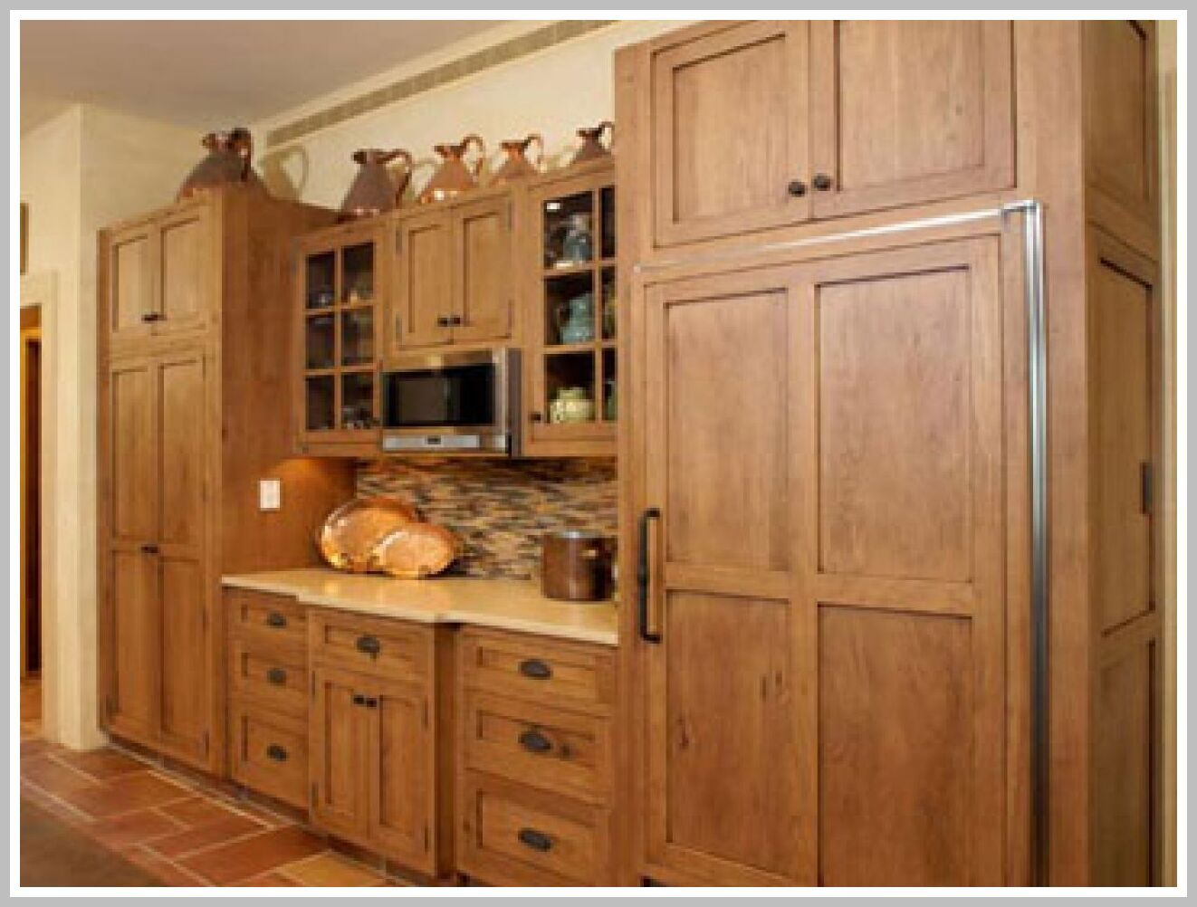 103 Reference Of Mission Style Hickory Kitchen Cabinets In 2020 Shaker Style Kitchen Cabinets Shaker Style Kitchens Kitchen Cabinet Styles