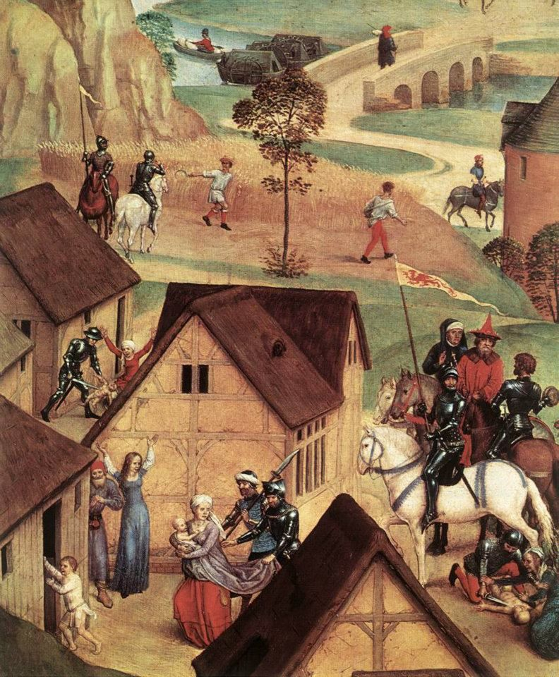 Hans Memling  (*cca. 1435, Momlingen - †11 august 1494, Bruges)