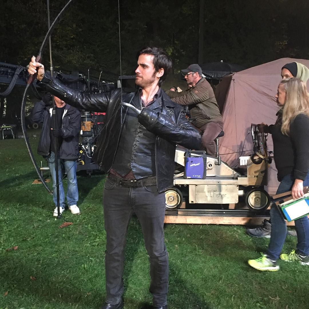 """Sean Maguire: """"Put it down Colin before you brake it. #Instagram spree!"""""""