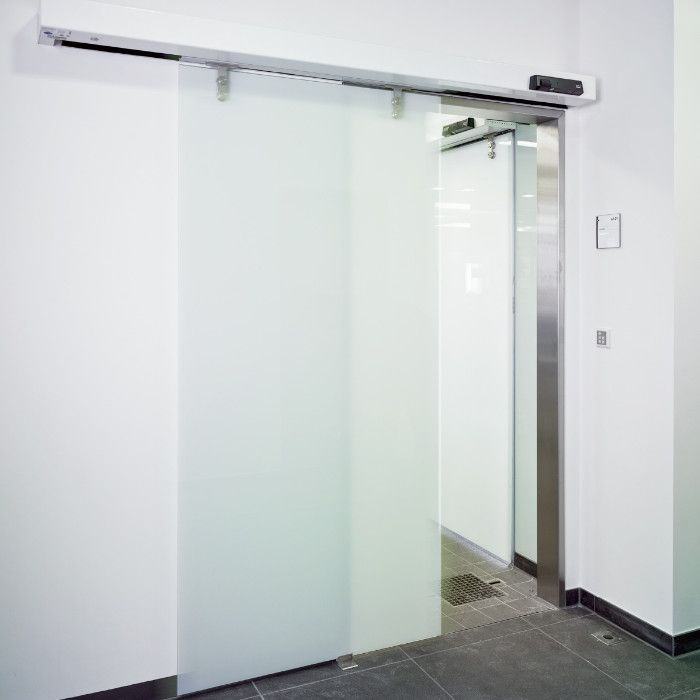 Resultado de imagen de puertas correderas cristal | Puertas ...