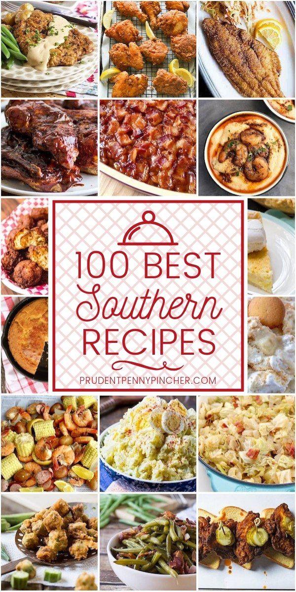 Photo of 100 besten südlichen Rezepte