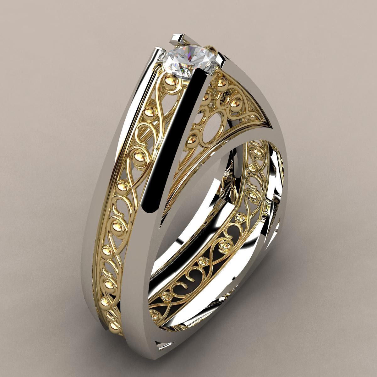 Greg Neeley Designs Custom Wedding Rings and Jewelry