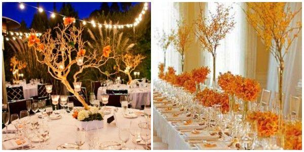 boda en naranja