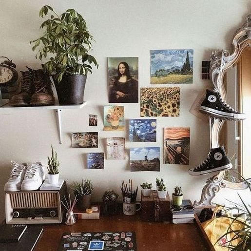 +4 Solutions for Vintage Aesthetic Room Decor # ...