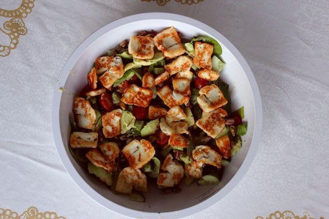 Maailman herkuin salaatti   Rokkirekki