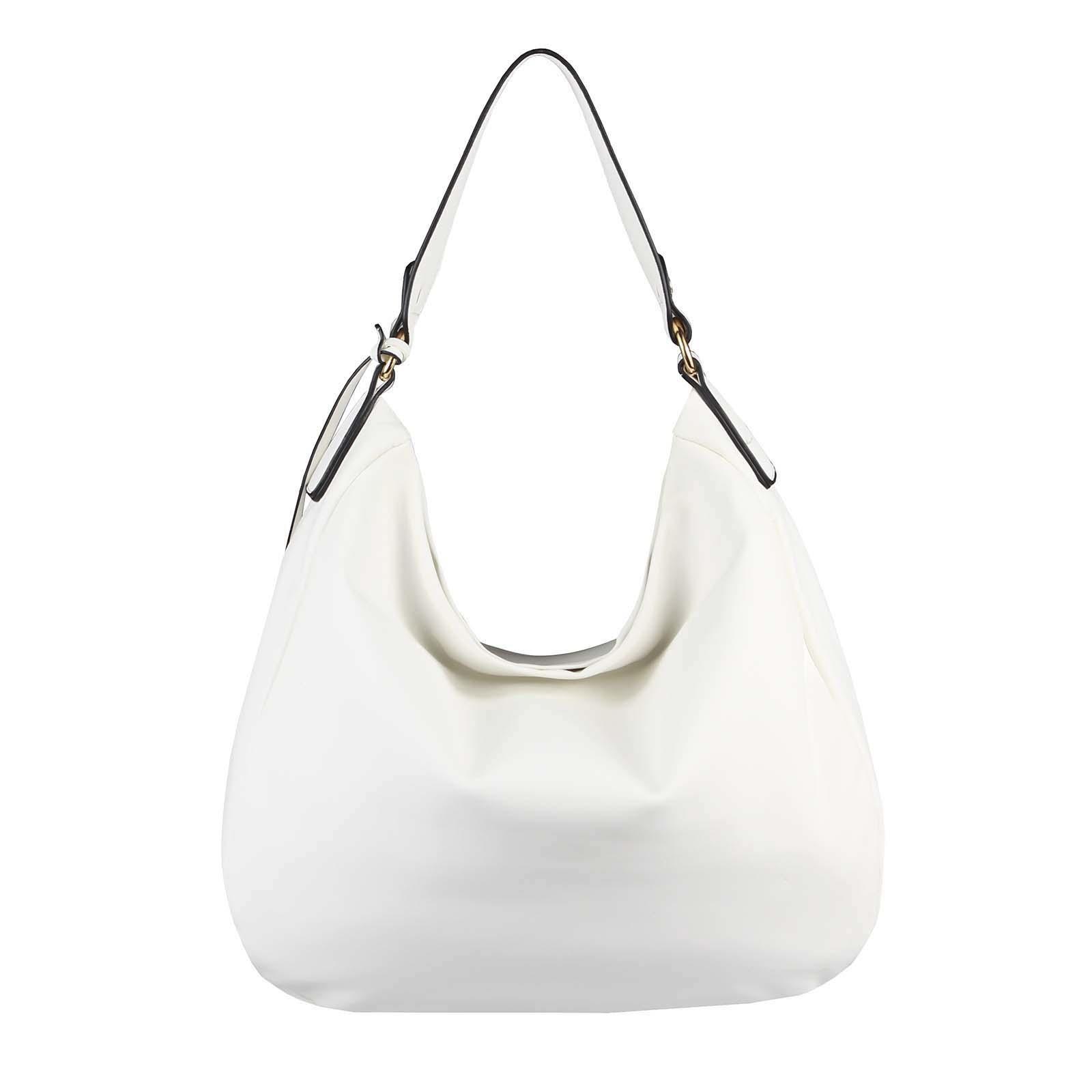 Hand Bag Damen Hobo Shopper Henkeltasche Tasche TKJF13lc
