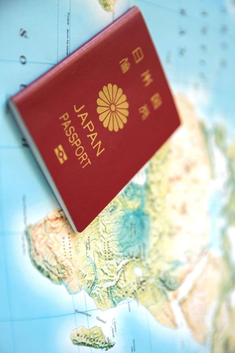 Japan Government Embassy Offer Nationals Visa Free In Just - Japan visa map