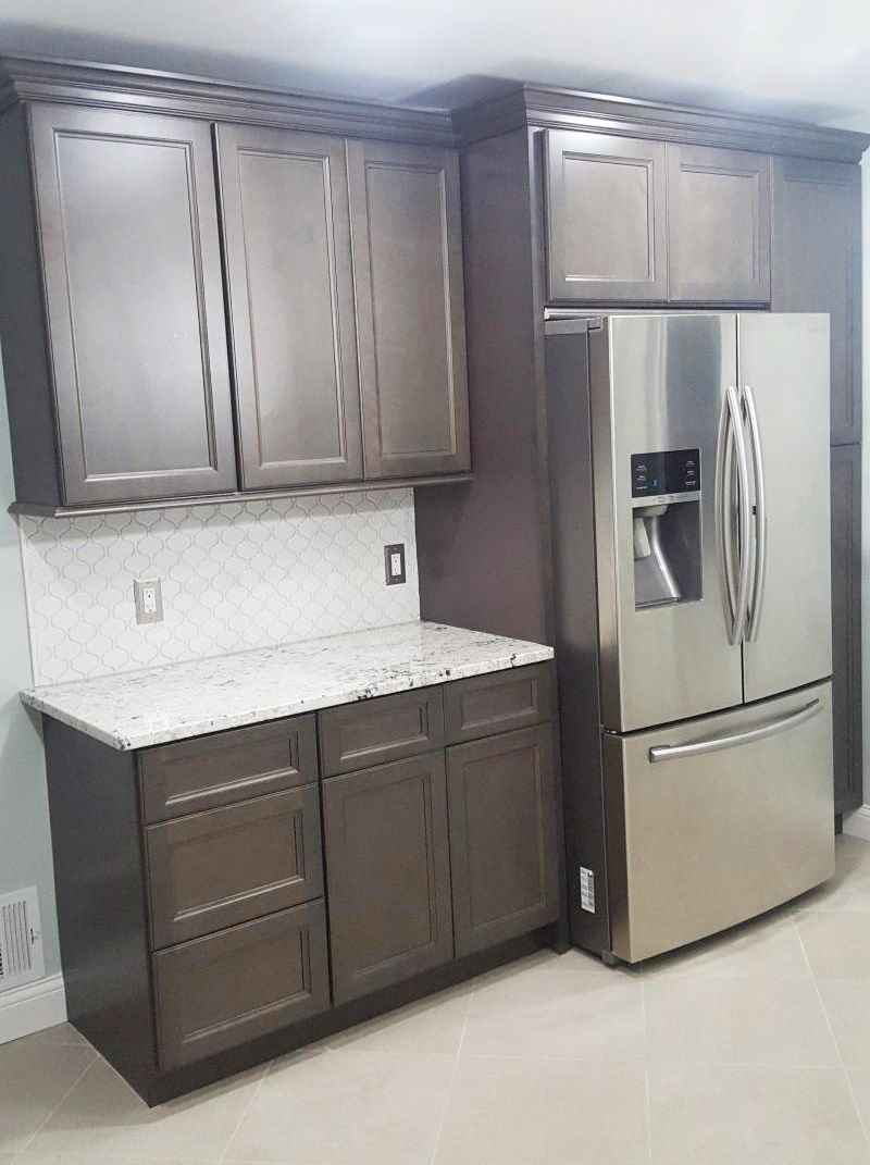 Merion Grey Kitchen Cabinets Rta Cabinet Store Grey Kitchen Kitchen Cabinets Installing Kitchen Cabinets