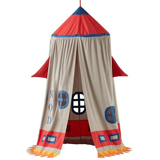 No Place Like Play Home (Rocket Ship) | The Land of Nod  sc 1 st  Pinterest & No Place Like Play Home (Rocket Ship) | The Land of Nod | Boys ...