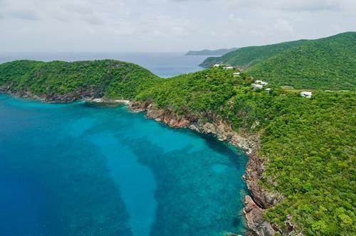 The private island if Guana in the British Virgin Islands  (Photo: Guana Island) http://yhoo.it/1sX5Mmx