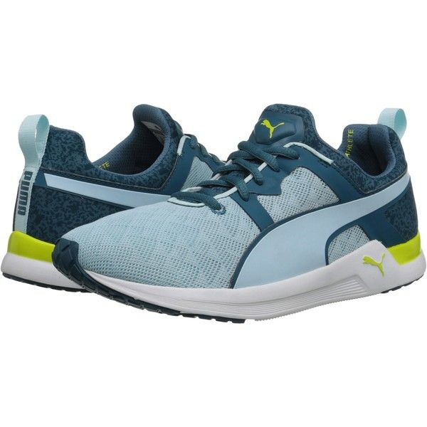 PUMA Pulse XT Sport (Clearwater/Blue Coral) Women's Shoes ($35) ❤