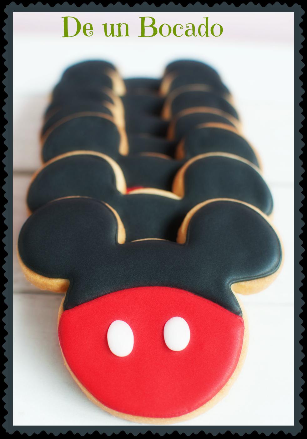 Pin De Caridad Peñalo En Galletas Cookies Galletas De Mickey Mouse Tortas De Mickey Tortitas De Mickey Mouse