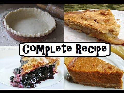 YouTube Vegan desserts, Recipes, Vegan pie