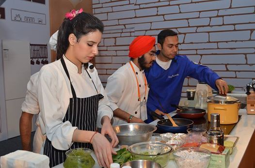 Parsi Cuisine demonstration by Anahita Dhondy