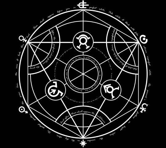 Black Magic Phone Wallpaper Summoning Circle Transmutation Circle Magic Circle