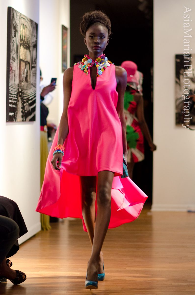 7288b1d6ce African Fashion Week Chicago 2014 High Low Dresses