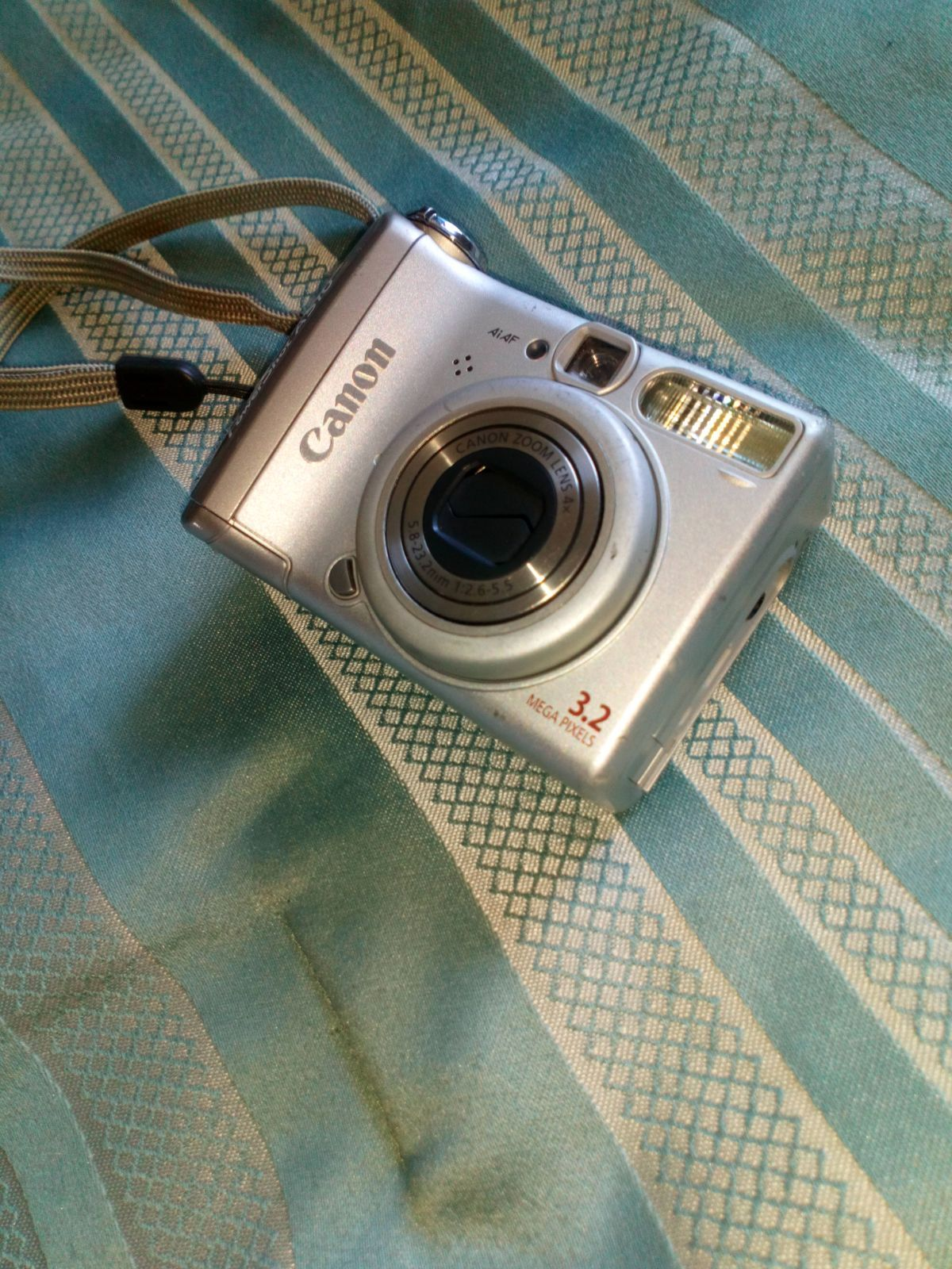 Tested And Verified To Be In Good Working Condition Please View Photos For Complete Item Details Digital Camera Powershot Camera