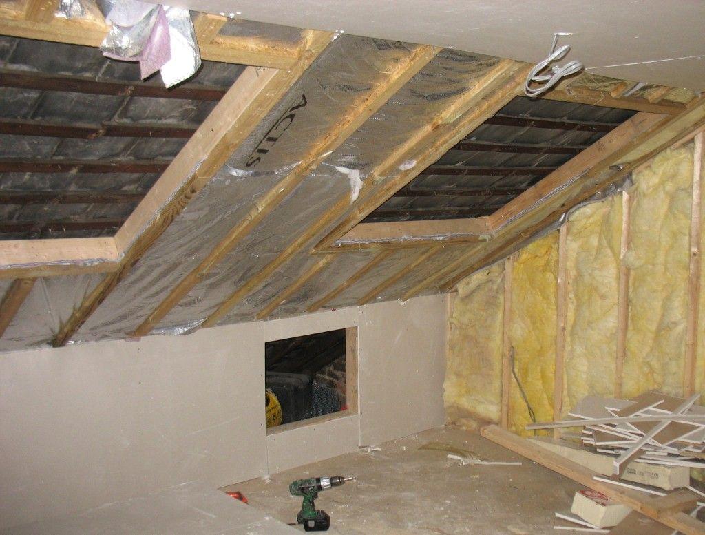 How Do You Insulate A Loft Conversion Thegreenage Loft Conversion Loft Conversion Insulation Loft Insulation