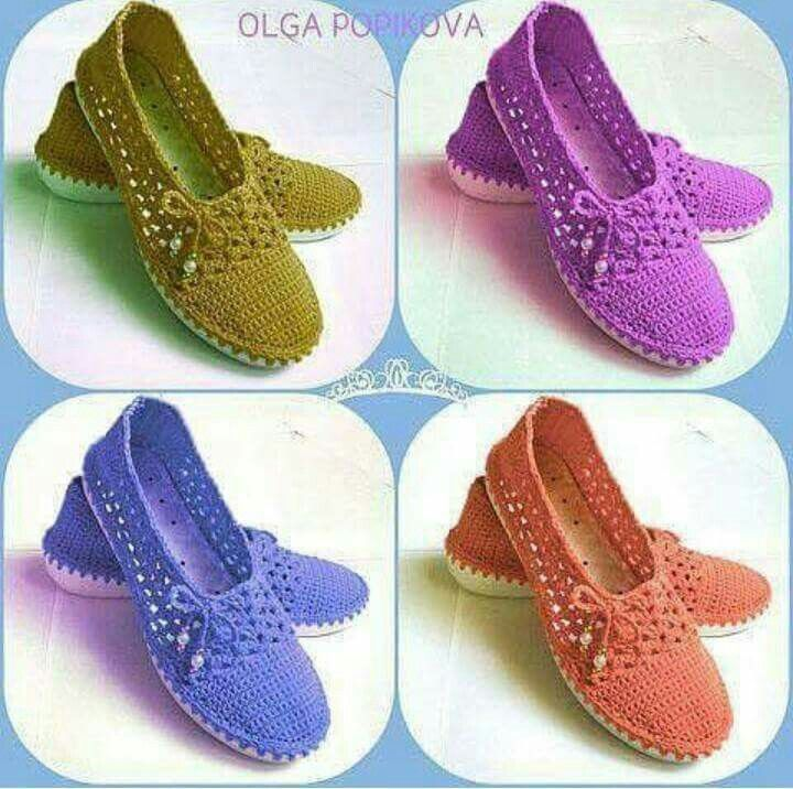 Image result for pinterest tejidos | Crafts | Pinterest | Zapatos ...