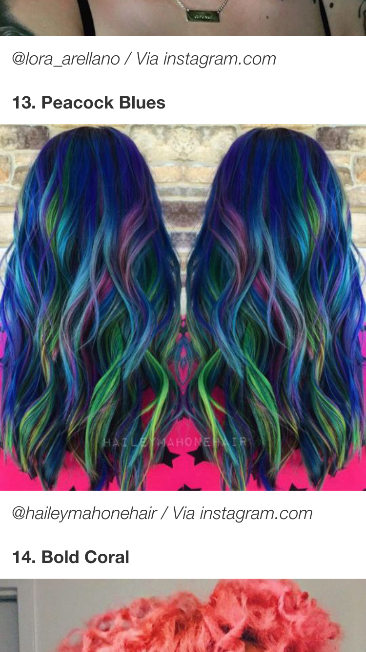 Kinda wanna do to the tips/bottom half of my hair | Hair | Pinterest ...
