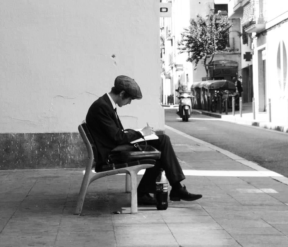 O Velho e o Novo, Barcelona, Espanha