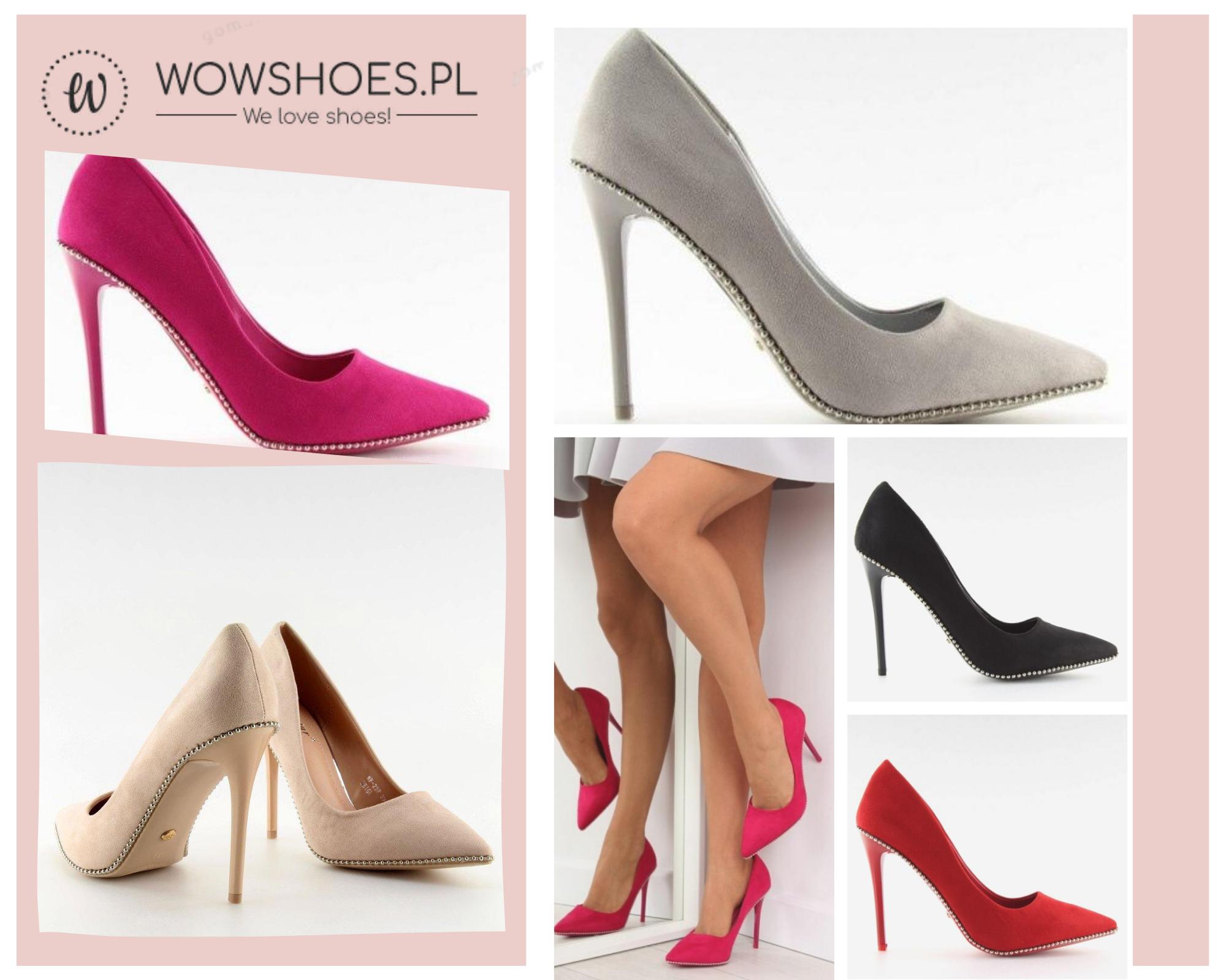 Szpilki Wowshoes Pl Stiletto Heels Stiletto Heels