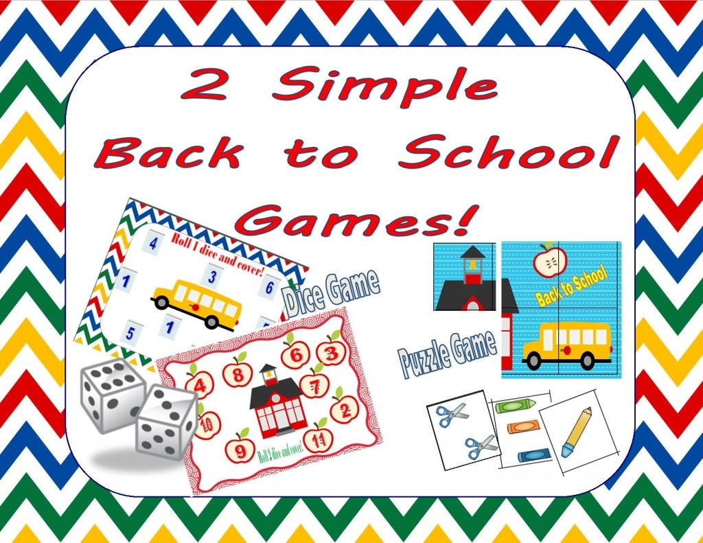 Back To School Lesson Plans For The First Week