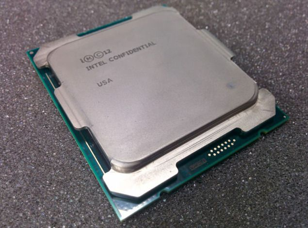 Leaked sample of Intel's Broadwell-EP Xeon E5 chip may hint at Mac Pro specs