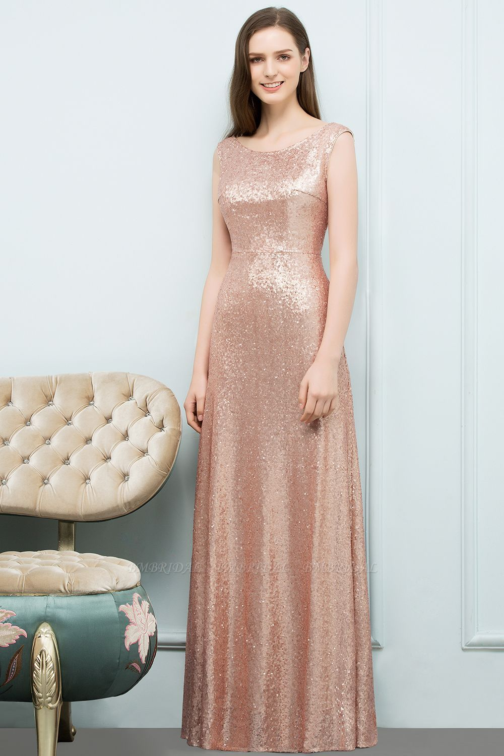 Bmbridal Shiny Sequined Scoop Sleeveless Champagne Bridesmaid Dress Online Cheap Chiffon Bridesmaid Dresses Long Sleeve Bridesmaid Dress Burgundy Bridesmaid Dresses [ 1500 x 1000 Pixel ]