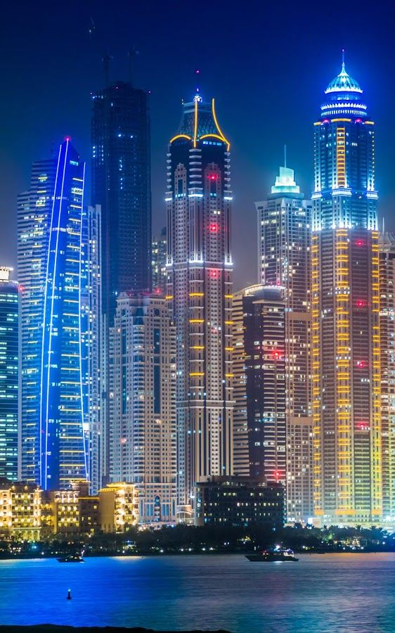 Beautiful Dubai. Live Wallpaper Google Play Store Top