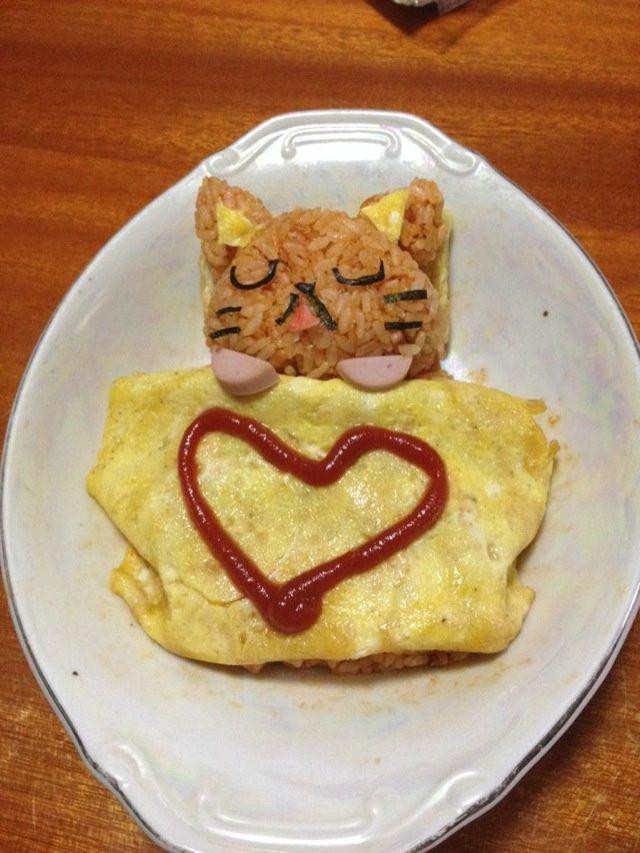 Animal Omelettes Make Mealtime Adorable